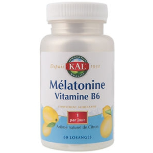 photo melatonine-vitamine-b6